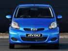 Toyota  Aygo  1.0i 12V (67 Hp)
