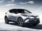 Toyota C-HR Technical specifications and fuel economy