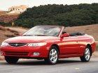 Toyota  Camry Solara I Convertible (Mark V)  2.2i 16V (135 Hp) Automatic