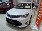 Toyota  Corolla Axio XI (facelift 2017)  1.5 (103 Hp) 4WD CVT-i