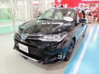 Toyota  Corolla Fielder XI (facelift 2017)  1.5i (73 Hp) Hybrid Automatic