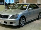 Toyota  Crown Athlete XII (S180, facelift 2005)  2.5 i-Four V6 24V (215 Hp) 4WD Automatic