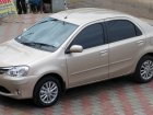 Toyota Etios Technical specifications and fuel economy