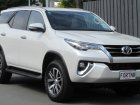 Toyota  Fortuner II  2.8d (177 Hp) 4WD