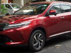 Toyota  Harrier III (XU60, facelift 2017)  2.5 (197 Hp) 4WD CVT