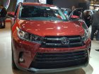 Toyota Highlander Technical specifications and fuel economy
