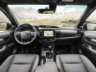 Toyota  Hilux Double Cab VIII (facelift 2020)  2.4 D-4D (150 Hp) 4x4 Automatic