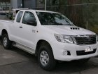 Toyota Hilux Extra Cab VII (facelift 2011)