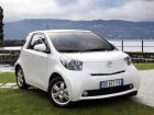 Toyota iQ Technical specifications and fuel economy