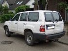 Toyota  Land Cruiser 105  4.2 D (135 Hp) Automatic