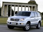 Toyota  Land Cruiser (120) Prado  4.0 V6 (5 dr) (249 Hp) 120