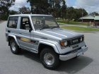 Toyota Land Cruiser 71 (LJ71G)