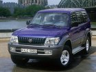 Toyota  Land Cruiser 90 Prado  2.7 16V (3 dr) (152 Hp)