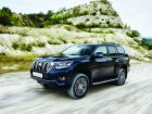 Toyota  Land Cruiser Prado (150 facelift 2017) 5Door  4.0 V6 (282 Hp) 4WD Automatic