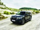 Toyota  Land Cruiser Prado (150 facelift 2017) 5Door  4.0 V6 (249 Hp) 4WD Automatic
