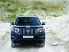 Toyota  Land Cruiser Prado (150 facelift 2017) 5Door  2.7 (163 Hp) 4WD