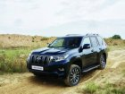 Toyota  Land Cruiser Prado (150 facelift 2017) 5Door  2.8 D-D4 (177 Hp) 4WD Automatic