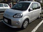 Toyota Porte Spécifications techniques et économie de carburant