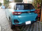 Toyota Raize Spécifications techniques et économie de carburant