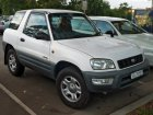 Toyota  RAV4 I (XA10, facelift 1997) 3-door  2.0i 16V (126 Hp) 4WD Automatic