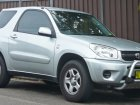 Toyota  RAV4 II (XA20, facelift 2003) 3-door  2.0i 16V (150 Hp) 4WD Automatic