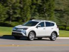 Toyota  RAV4 IV (facelift 2015)  2.5 (176 Hp) AWD Automatic