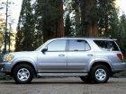 Toyota  Sequoia I  4.7 V8 32V AWD (243 Hp)