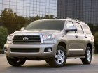 Toyota Sequoia Technical specifications and fuel economy