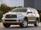 Toyota Sequoia Spécifications techniques et économie de carburant