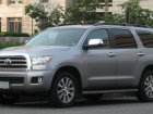 Toyota  Sequoia II (facelift 2017)  5.7 V8 (381 Hp) AWD Automatic