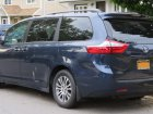Toyota  Sienna III (facelift 2018)  3.5 V6 (296 Hp) AWD Automatic