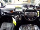 Toyota  Sienta II (facelift 2018)  1.5 (103 Hp) 4WD CVT-i