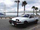 Toyota  Sprinter Trueno  1.6 i (165 Hp)