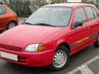 Toyota  Starlet III (P9)  1.3i 16V (75 Hp) Automatic