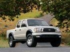Toyota  Tacoma I Double Cab (facelift 2000)  2.4 (142 Hp) Automatic