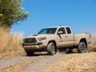 Toyota Tacoma Technical specifications and fuel economy