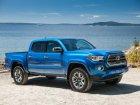 Toyota Tacoma Teknik özellikler ve yakıt ekonomisi (tüketimi, mpg)