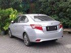 Toyota  Vios III  1.3 VVTi (98 Hp) CVT