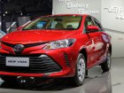 Toyota Vios Technical specifications and fuel economy