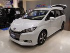 Toyota Wish Technical specifications and fuel economy