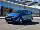 Toyota  Yaris III (facelift 2014)  1.5 (100 Hp) Hybrid Automatic