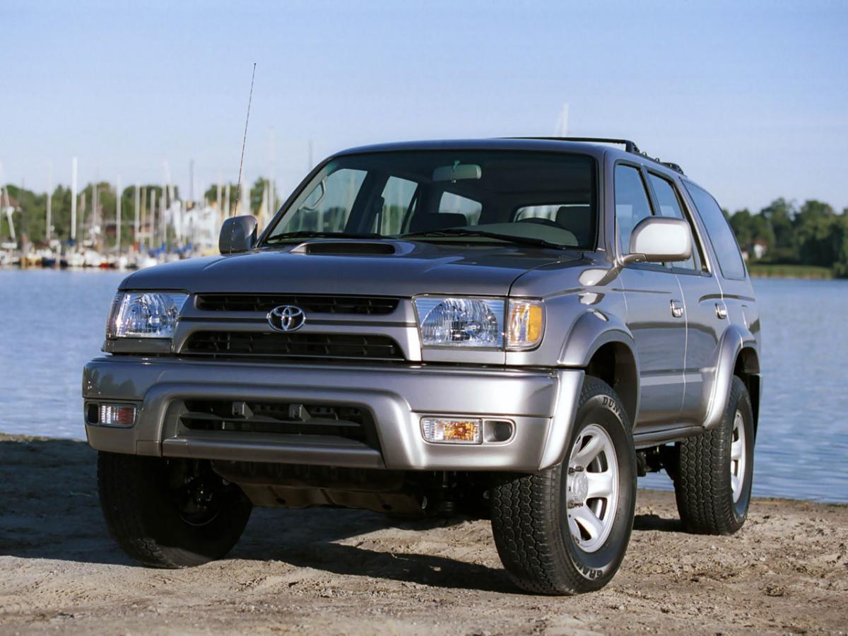 Toyota 4runner Iii 3 0 Td 125 Hp 4x4 Automatic