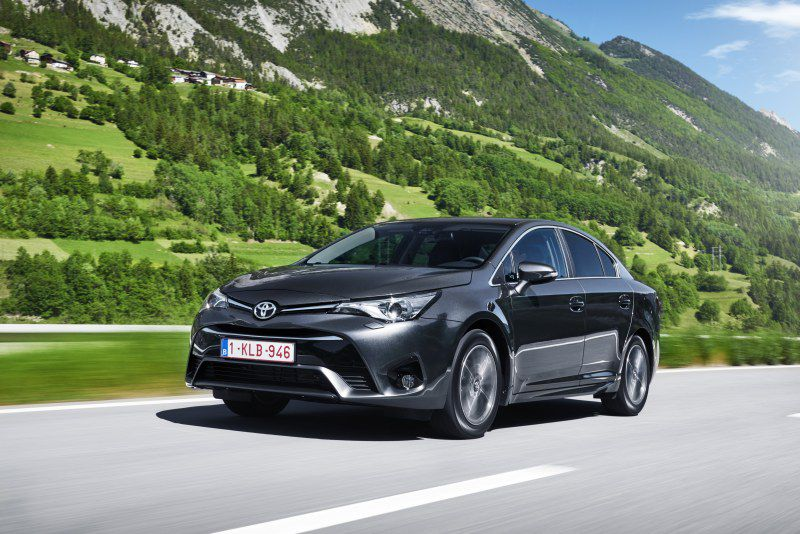 toyota avensis iii facelift 2015 1 8 valvematic 147 hp. Black Bedroom Furniture Sets. Home Design Ideas