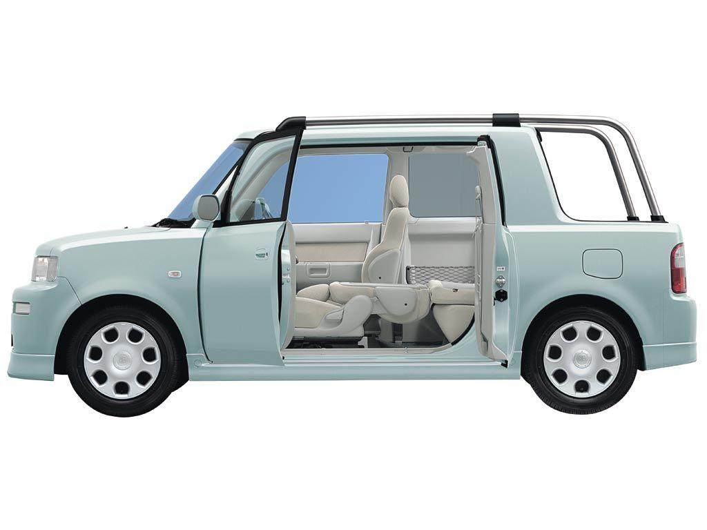 Toyota Bb Open Deck B D