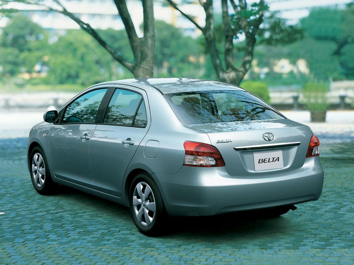 Subaru Airbag Recall >> Toyota Belta technical specifications and fuel economy