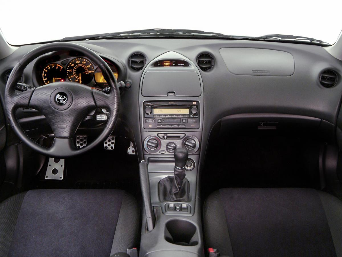 toyota celica technical specifications and fuel economy. Black Bedroom Furniture Sets. Home Design Ideas