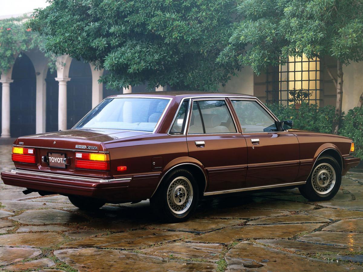 1980 Toyota Cressida Upcomingcarshq Com