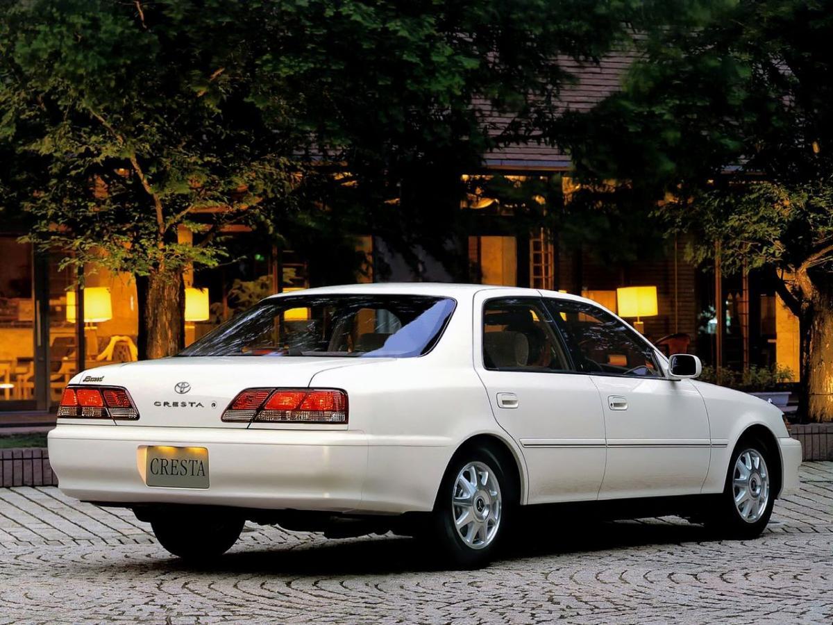 Toyota Cresta Gx B D on Toyota V6 Engine Specifications