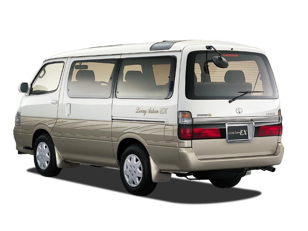 Amazing 2004 Toyota Hiace Pictures