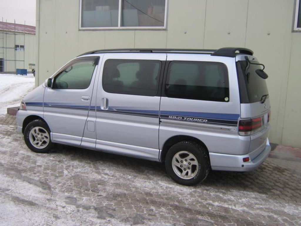 Toyota Hiace technical specifications and fuel economy